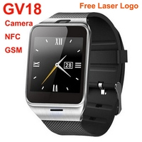 "1.55"" support NFC 1.3MP Sync Call SMS smart watch phone manual"