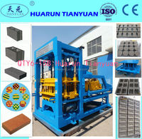 QTY 6-15 Fly ash brick making machine in China price