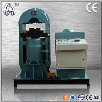 Xinze PuTy splicing machine china, rope press with dies, 19mm wire rope press machine 8*19 wire rope elevator steel wire rope 8-