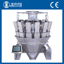 Can be customized 14 head frozen food packaging machine