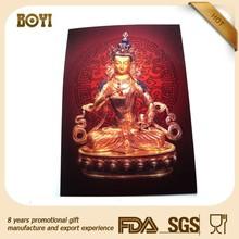 decorative high definition lenticular 3D indian god pictures