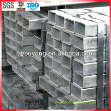 Galvanized pipe,steel square tube ASTM standard