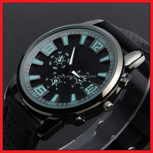 R20 Silicone strap man watch watches men, fashion men's watch