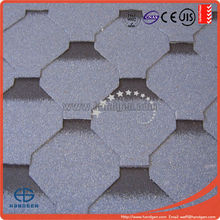 High Quality Color Bitumen Tile for Roofing