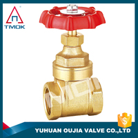 steam gate valve hydraulic CE approved with plating female threaded nipple union double control valve DN 20