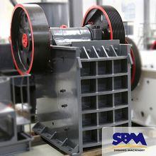 Professional Manufacturer mining machinery pe400x600 jaw crusher