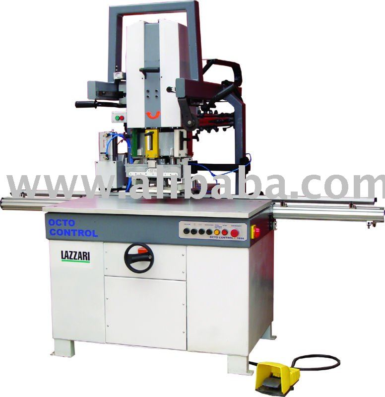 Multifunction Boring Machine - Woodworking Machine - Buy Octo Control ...