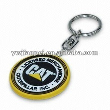 Cheap Promotion 3D Soft PVC Keychain