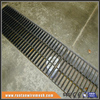 Drainage grating plate sidewalk cover scupper drain grate