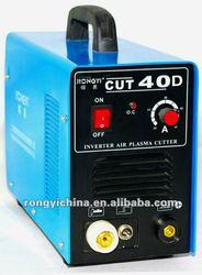 CUT40D Family use dual voltage 110V & 220V air plasma cutter