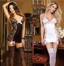Fashion Sexy Lingerie Women's Underwear Black lingerie Garter