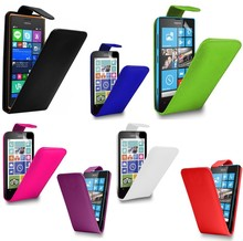 Hot selling Wholesale China Mobile Phone Accessories Vertical Stand Flip Leather Cover for Nokia Lumia 930