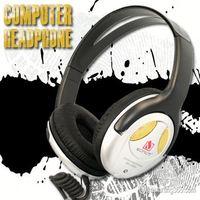 electret condenser microphone headphone