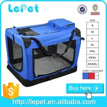 NEW Folding Pet Carrier Oxgord Soft Sided Cat/Dog Comfort Travel Tote Bag Airline Approved