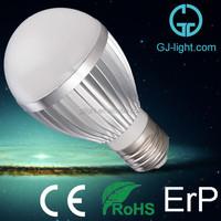 E27 base aluminium pc cover christmas lighting led bulb