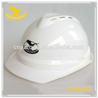 ISO 9001 Factory durable yellow constrction safety helmets ce approved