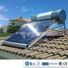 Energía solar del producto, solar de agua caliente del sistema, calentamiento solar de agua, calentamiento solar de agua