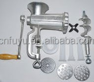 tin plated meat mincers