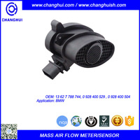 High Quality Car Mass Air Flow Meter/sensor 13 62 7 788 744 /0 928 400 529/ 0 928 400 504 FOR BMW
