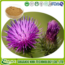 Pharmacutical supplement arctiin 10%-40% burdock root extract