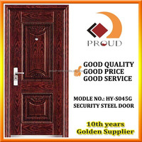 Cheap price Good Qaulity Exterior Steel Security Door