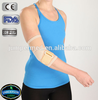 C1ELS-1001 Sports and medical Elastic Elbow Support/elbow sleeve with Gel or Soft Cushion