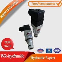 Haute qualité hydraulique filtre prix de pression indicateurs de WK-01