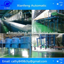 Latex Examinational Glove dipping machine production line