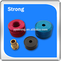 Piezas mecanizadas de aluminio anodizado, piezas de montaje mecanizadas de precisión CNC