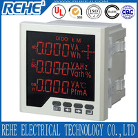 digital multimeter meter harmonic var electriclty meter RH-3FHD2Y
