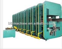 Quality Products Conveyor Belt Vulcanizing Press Machine