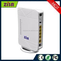 ZISA 5GE WIFI 300Mbps VDSL2 Modem Router