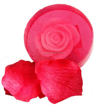 Rose essence oil soap nautral whitening soap for Black people