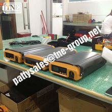 2 Year Warranty R&D factory Portable pure sine wave lithium ups Backup 12V 26ah li-ion for First-aid, minining,hospital