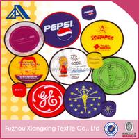 Oem Company Logo Promotional Foldable Nylon Frisbee