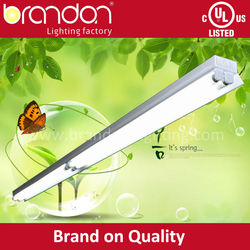 T8 Continuous run commercial led light strip led lamp e27