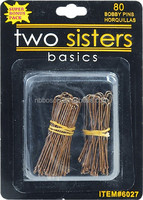 80 pcs steel bobby pin