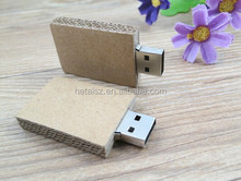 oem Recycled cardboard usb flash drive,recycled paper usb flash drive,paper usb