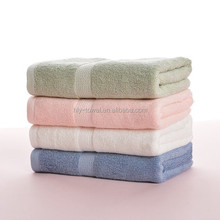 bamboo towel for commodity,gift hand bamboo clean towel