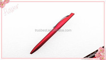TP-36 full color Plastic ball pen with silver clip,Cheap Customized Plastic Ball Pen for promotion, slim school /office pen