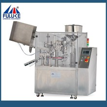 PE/ALU/PET tube/bottle Filling Sealing Machine