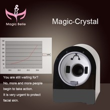 Hot Sales soared (Magicbelle)!!! skin analysis/skin analyzer/CE machine