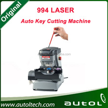 Auto setting of the cutter for a facilitated replacement keyline laser 994 Original key cutting machine