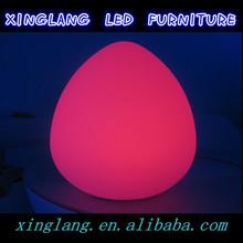 Magic LED Decorations led egg lamp for sale