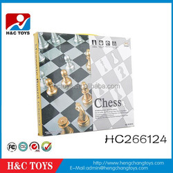 2015 Hot educational magnetic chess game HC266124
