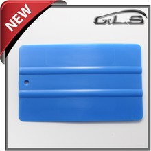 New Designed Rubber Squeegee For Vinyl Tools 12.6cmx8cm