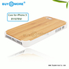 High Quality Wooden Cell Phone Cases for iPhone 5S 6S Custom Wood Case for iphone 5 6 ,for iphone 5 customized case