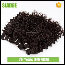 Alibaba Top Quality SIADEE Deep Wave supply 100 human hair products