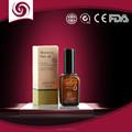 Altamente eficiência cabelo elegante marcas na China botânico do cabelo de óleo essencial óleo de cabelo