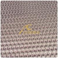 Metal Conveyor Belt Mesh for Facade Cladding and Decoration
